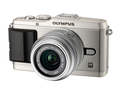 Touch Screen Photography – Olympus PEN E-P3
