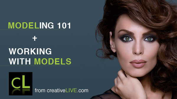 Workshop for Models & Photographers with Yoanna House and Matthew Jordan Smith