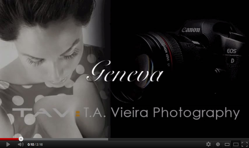 Geneva's Polka Dots Photo Shoot Video
