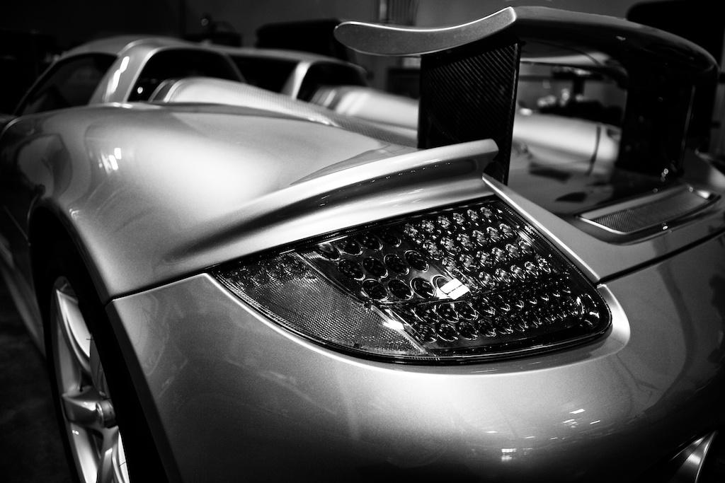 Hot Cars in Black & White – Video