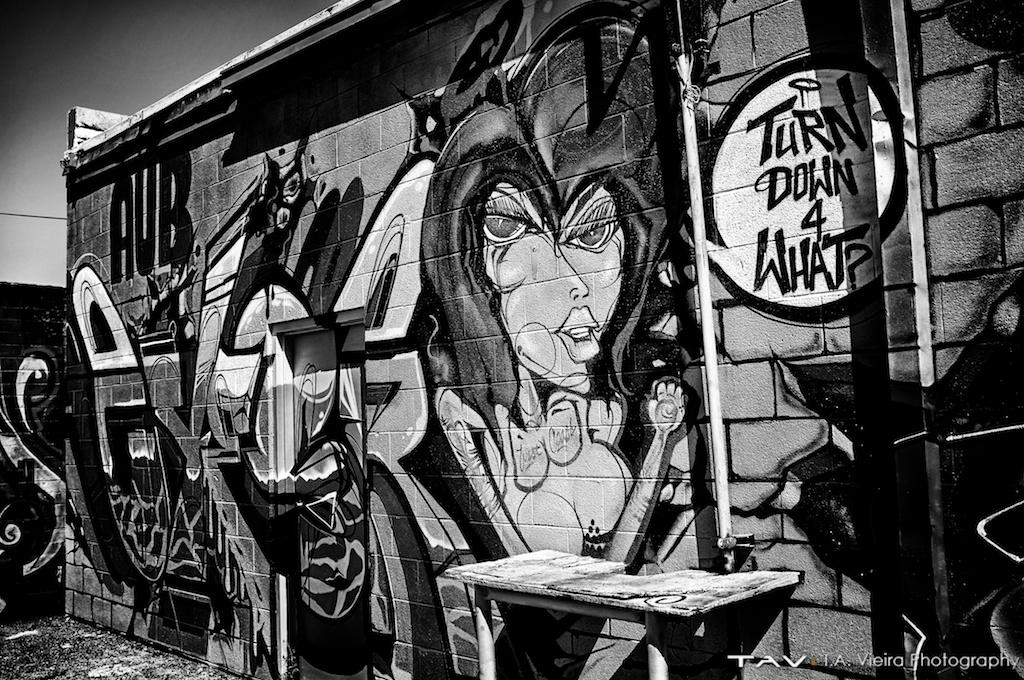 New Graffiti in the Arts District
