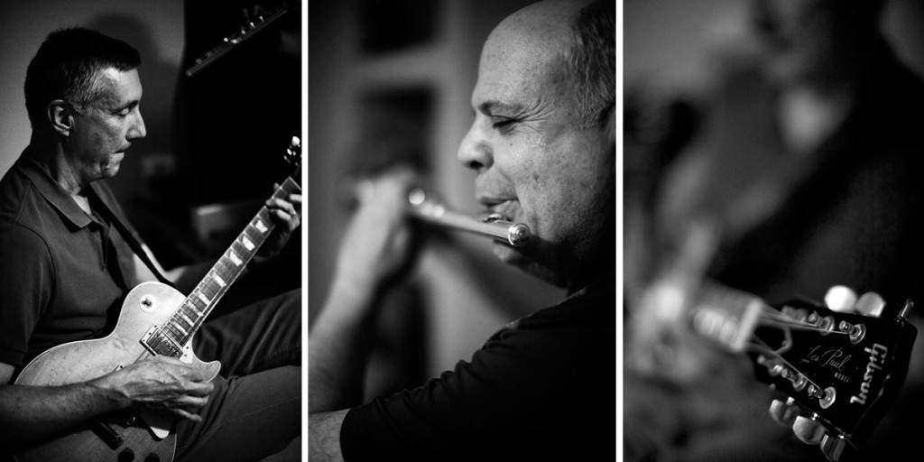 Jazz and Black & White Photography