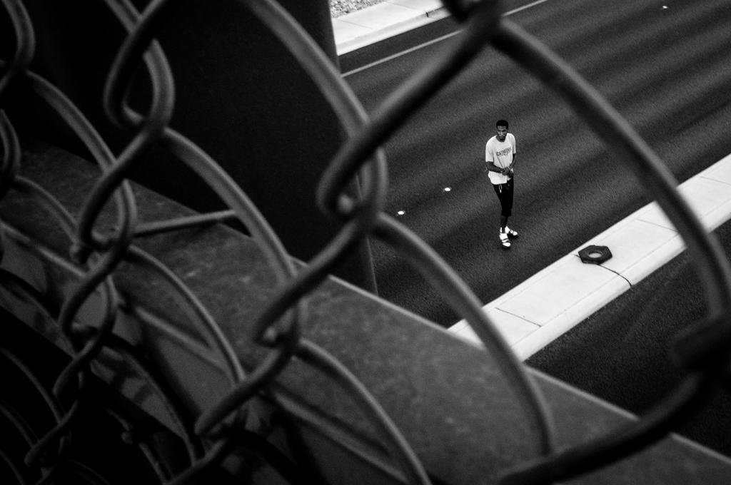 street-crossing