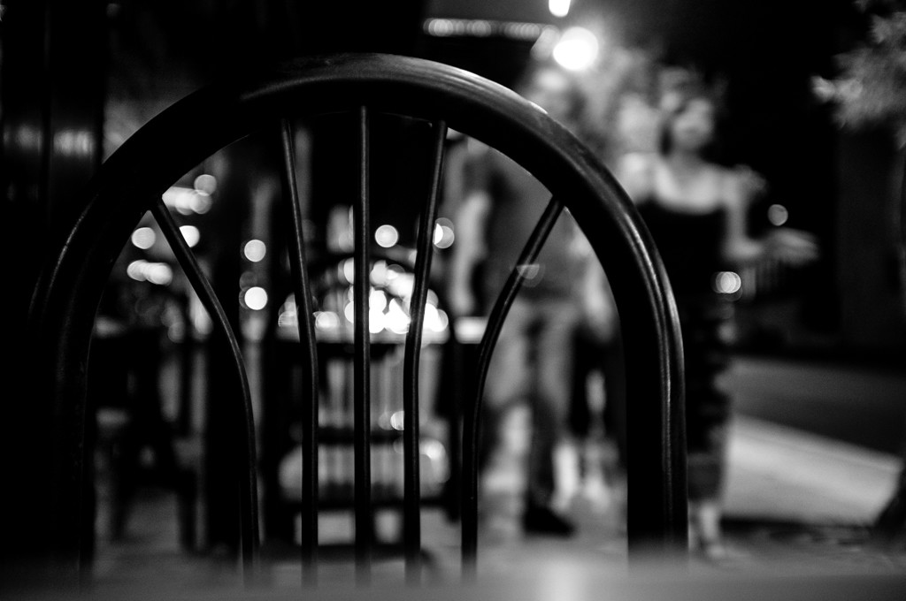 Table for One – The Empty Chair – #1 in the Series