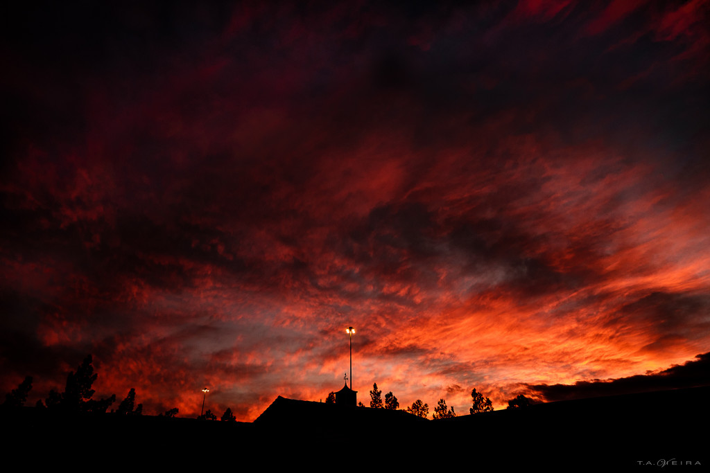 Sunrise… Sunset