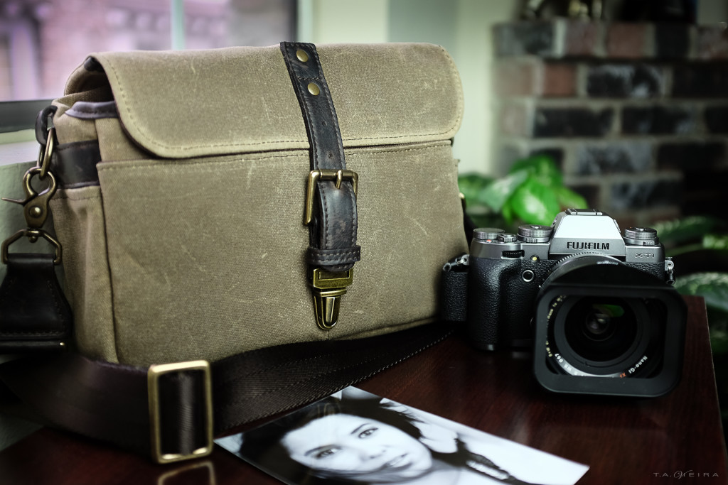 The Bowery Messenger Bag from ONA