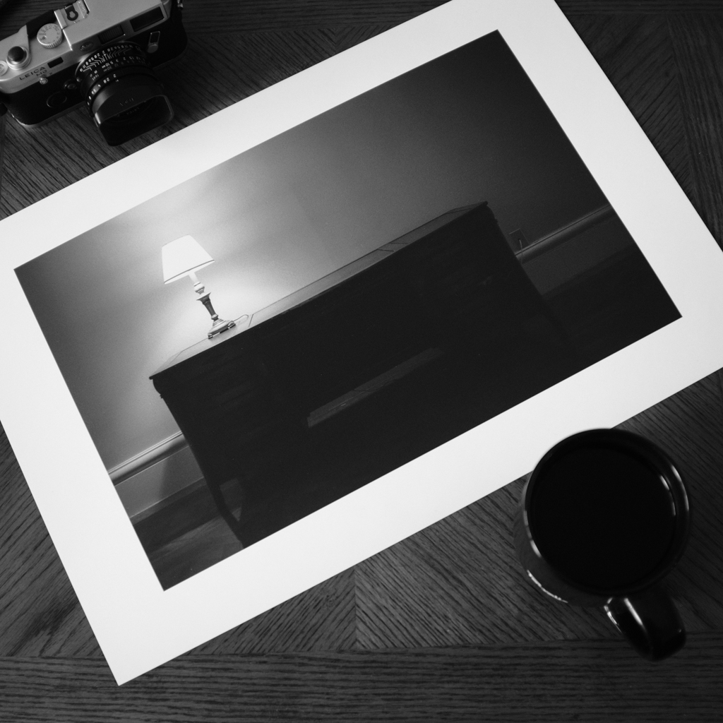 Limited edition black white fine art prints art you can hold